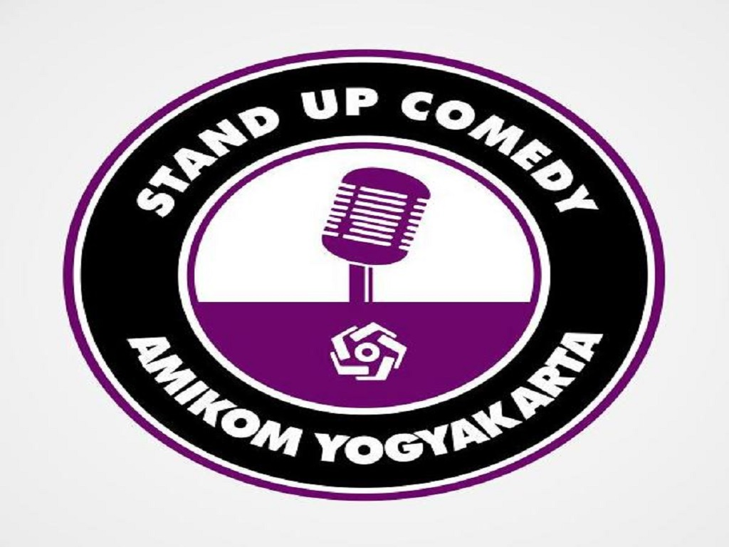 Logo Stand Up Comedy AMIKOM